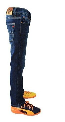 Jeans Para Niño Mal Plan