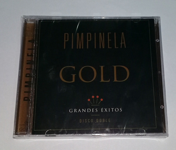 Pimpinela Gold Grandes Exitos Doble Cd Nuevo Kktus