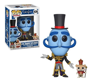 Funko Pop Coraline Mr. Bobinsky With Mouse 426