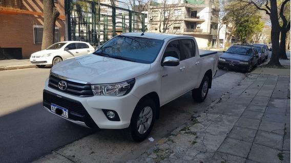 Toyota Hilux 2.4 Cd Sr (150cv) 4x2 C/camara Igual A 0km!!!!