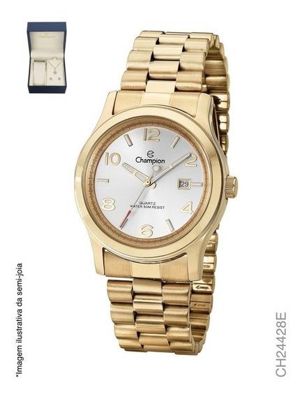 Relógio Champion Feminino Ch24428e Kit Original
