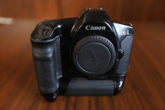 Canon Eos-1 Analógica Funcionando Perfeitamente.