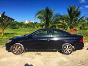 Honda Civic Ex Coupe At