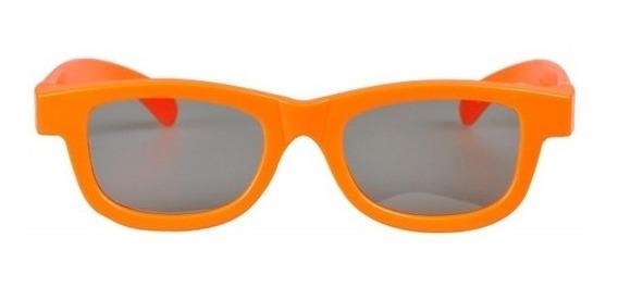 6 Óculos 3d Passivo - Infantil