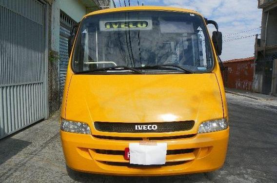 Micro Ônibus Iveco Cityclass, 6013, 2007, 26 Lugares Urbano
