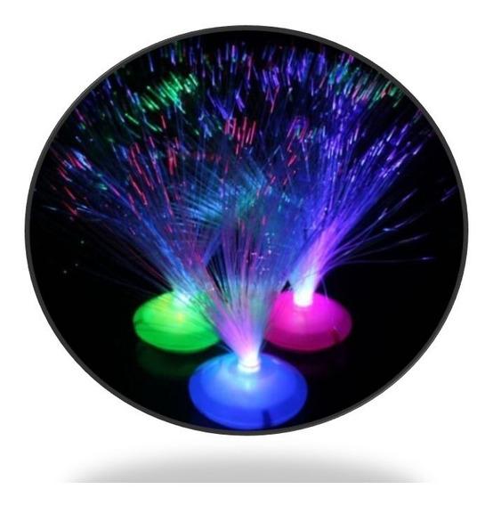 20 Centro Mesa Luminoso Luz Led Microfibra Boda Batucada