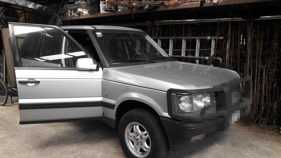 Land Rover Range Rover Hsa