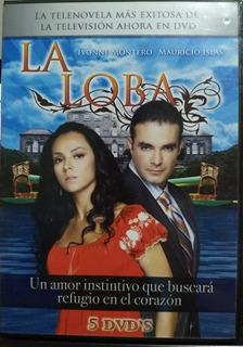 La Loba,telenovela,importada De Usa