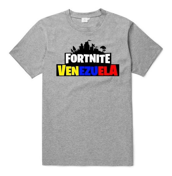 Franela Camisa Fortnite - Alta Calidad