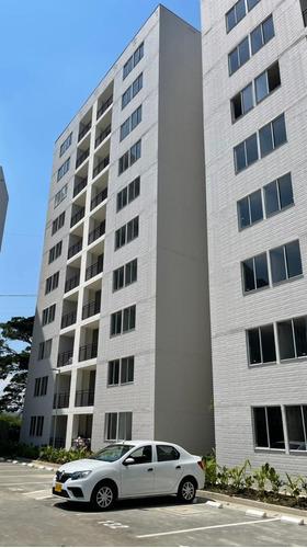 Imagen 1 de 11 de Apartamento En Obra Gris Para Completar Y Estrenar.  Ganga.