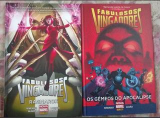 Fabulosos Vingadores 2 Hqs