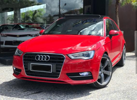 Audi A3 1.8 Tfsi Sport S-tronic 3p 2014