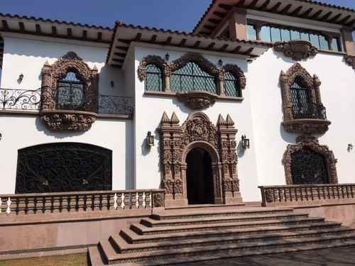 Espectacular Residencia En Lomas De Chapultepec