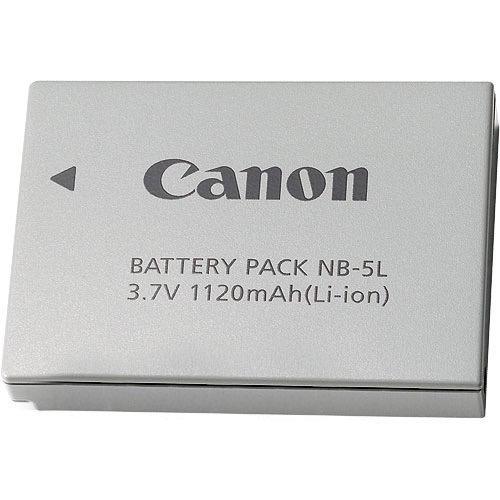 Bateria Canon Nb-5l 3.7v 1120mah - Original