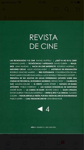 Revista De Cine - Número 4 - Lu Reads