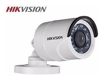 Camera Bullet Hikvision 20mt Full Hd 1080p 4 Em 1 Metal