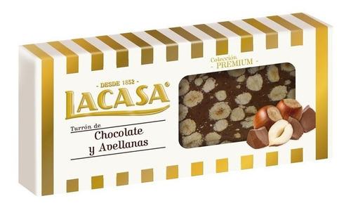 Turrones Lacasa Español Chocolate Avellana Envio Gratis Caba