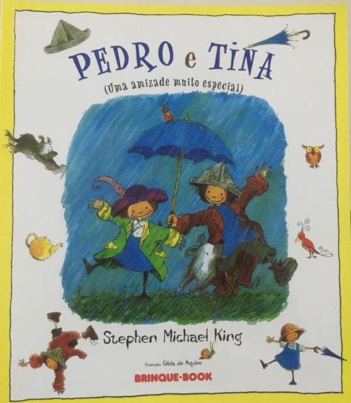 Livro Pedro E Tina