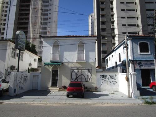 Imagem 1 de 29 de Prédio Comercial Para Alugar Na Cidade De Fortaleza-ce - L10016