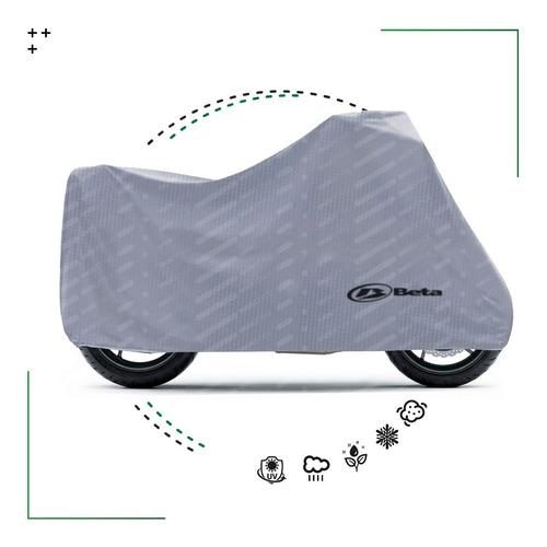 Funda Cubre Moto Beta Zontes 310 Tr Akvo Motard Impermeable