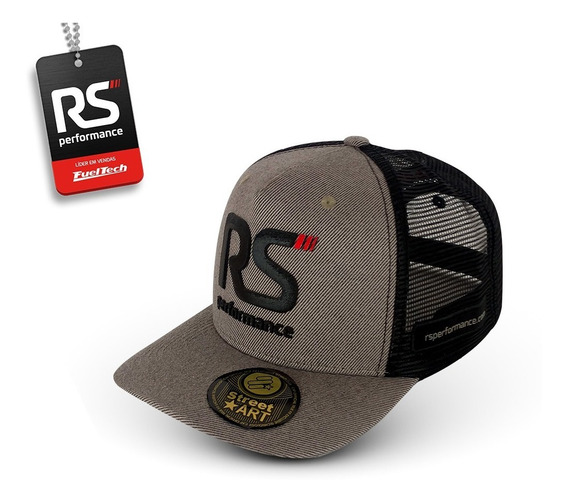 Boné Rs Performance Trucker Masculino