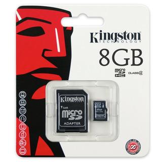 Cartão De Memoria 8gb Kingston Lacrado Original