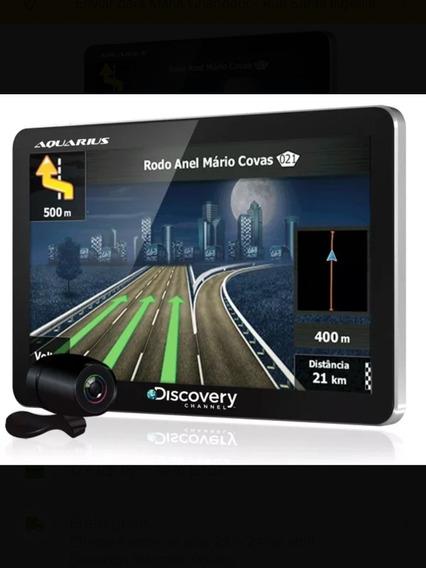 Gps Discovery 4.3 Com Tv Digital E Nota Fiscal E Atualizado