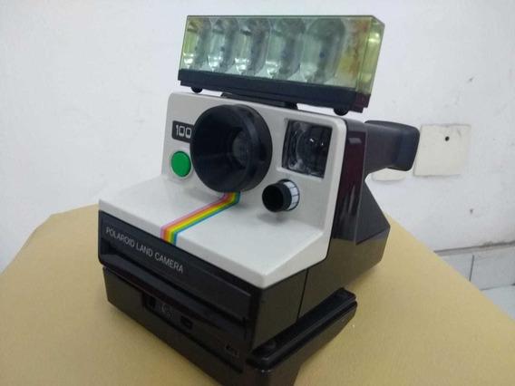 Câmera Polaroid Modelo 1000 Relíquia