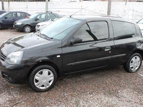Renault Clio 1.2 Authentique $63.000 Y Cuotas Fijas!!