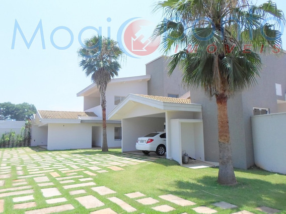 Casa Para Venda, 4 Dormitórios, Chácara São Marcelo - Mogi Mirim - 311