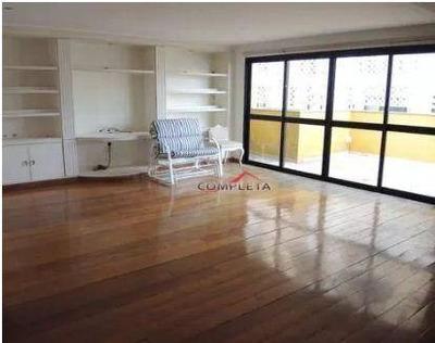 Cobertura Com 3 Dormitórios À Venda, 249 M² Por R$ 5.980.000 - Leblon - Rio De Janeiro/rj - Co0153