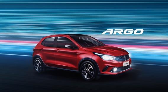 Nuevo Fiat Argo Anticipo $384.000 Entrega Inm Tomo Usados X-
