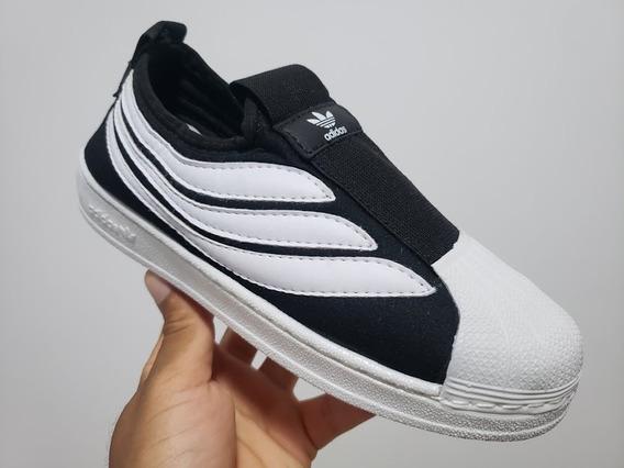 Tênis Sapato Sapatenis Slip On adidas