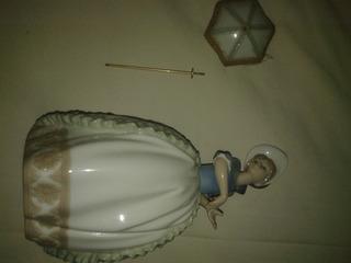 Porcelana En Lladro Con Mas 40 Años De Antiguedad