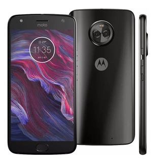 Celular Motorola Moto X4 Preto,mod. Xt 1900 64gb Dual Chip