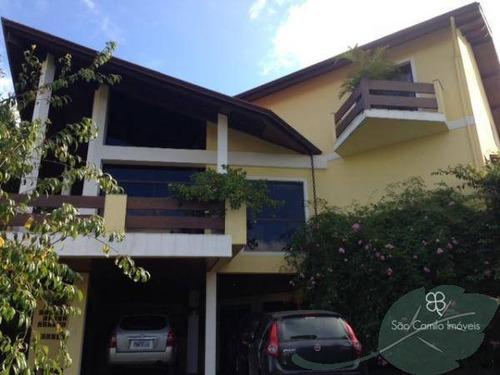 Casa Com 3 Dormitórios À Venda, 450 M² Por R$ 1.800.000,00 - Granja Viana - Carapicuíba/sp - Ca0455