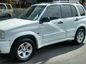 Suzuki Grand Vitara 2.0 Full 4x4 2003 5pats Blanca