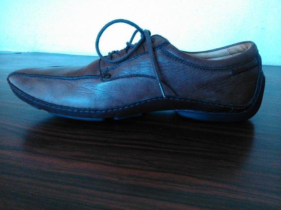 Zapatos Clarks Para Caballeros Talla 9 (43) Como Nuevos