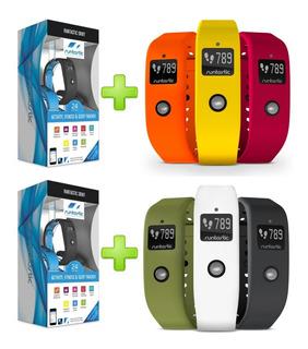 2x1 Pulseras Orbit Runtastic Fitness+wristbands Envío Gratis