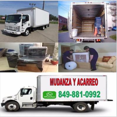 Transporte De Mudanza Y Fletes En Santiago