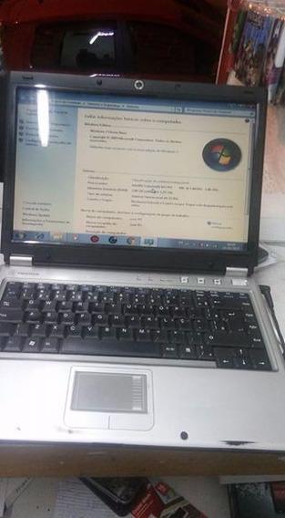 Vendo Notebook 2gb Hd 160 Formatado Não Segura Bateria