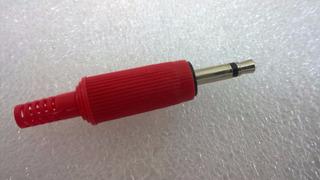 Plug P2 Mono Plastico Marca Emetal 1º Linha