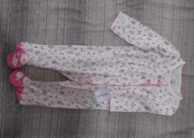 Carters, Macacão Pijama, Menina