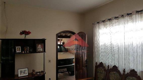 Casa Com 3 Dormitórios À Venda, 216 M² Por R$ 425.000 - Vila Industrial - São José Dos Campos/sp - Ca4144