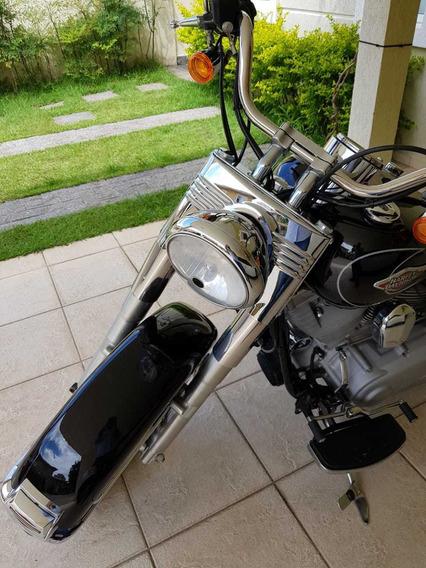 Harley Davidson Softail Heritage Custom 2009