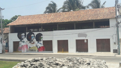 Arriendo Amplio Local En Getsemaní Cartagena