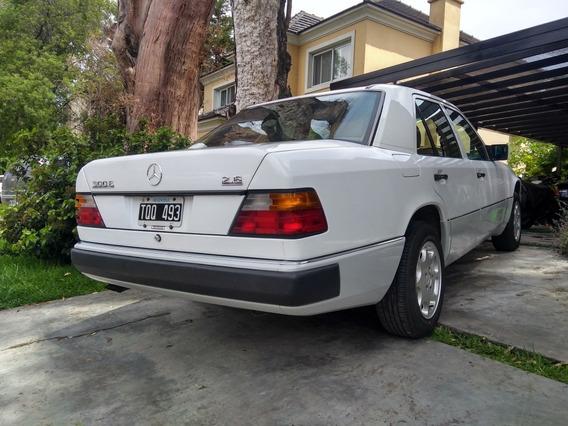 Mercedes-benz 300e W124