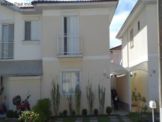 Casa No Condomínio Garden Resort - Jardim Shangai - Jundiaí - Ca02568 - 34012753