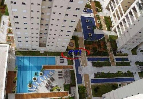 Imagem 1 de 30 de Apartamento Cobertura Para Locação, Baeta Neves, São Bernardo Do Campo. - Ap2811