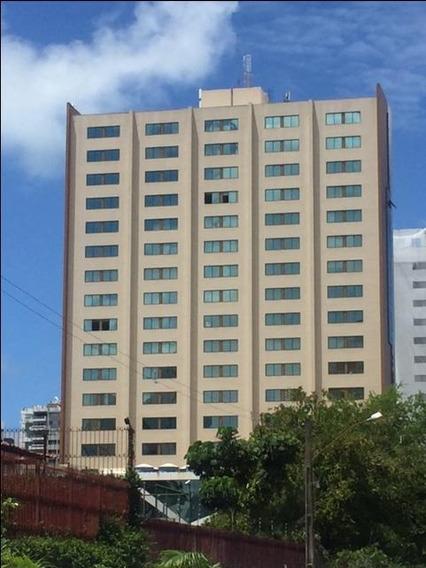 Sala Comercial Para Locação, Boa Viagem, Recife. - Sa0147